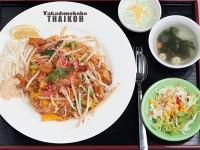 21.タイ風焼きビーフン(パッタイ)
