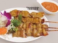 23.豚肉/鶏肉の串焼き(ガイ/ムーピン)