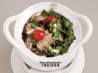 58.鶏のトムヤムスープ (トムヤムガイ)