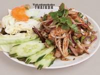 6.豚肉のサラダ(ヤム ムー ヤーン)