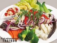 67.タイの魚の野菜つけ (プラールイスアン)