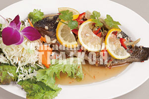 タイ魚料理(Fish)