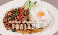 タイ料理タイコウ(ご飯類)
