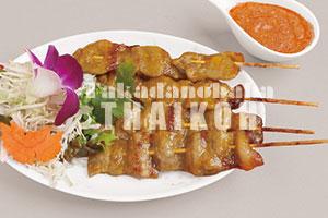 Thai meat(焼き物グリル)